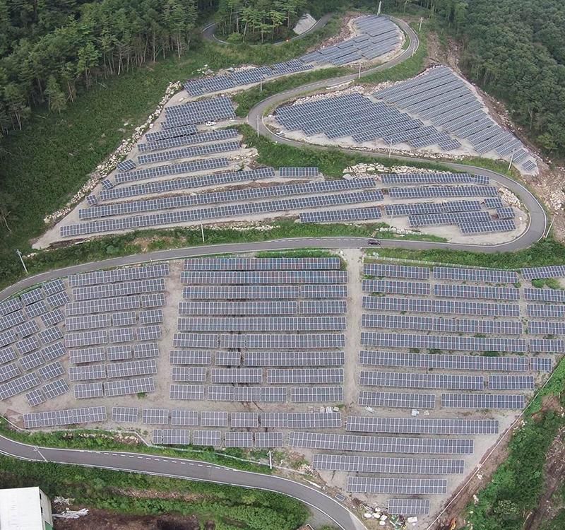 Utility Solar Farm