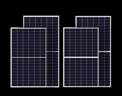 half-cut technology perc panels