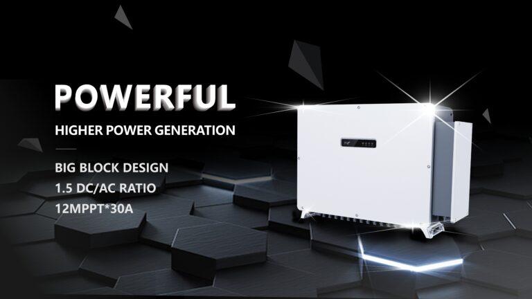 best Inverter for solar farm ?