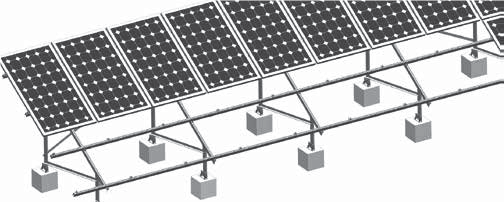 Photovoltaic mounting systems
