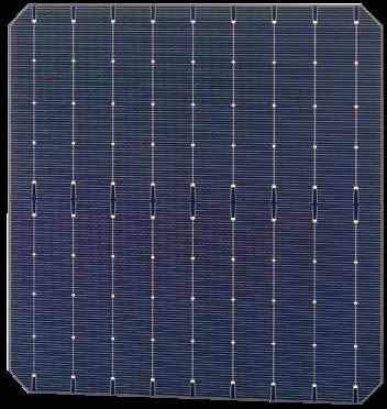 huasun solar cell producer
