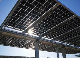 HJT bifacial solar panel