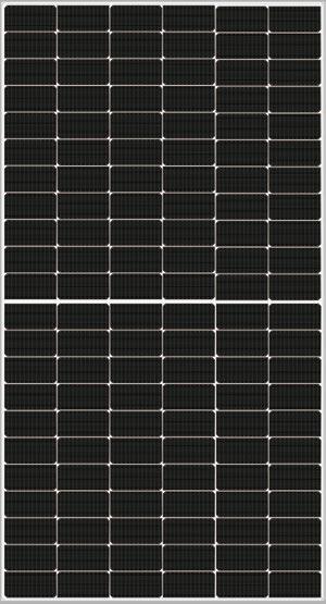 huasun halfcut solar panel